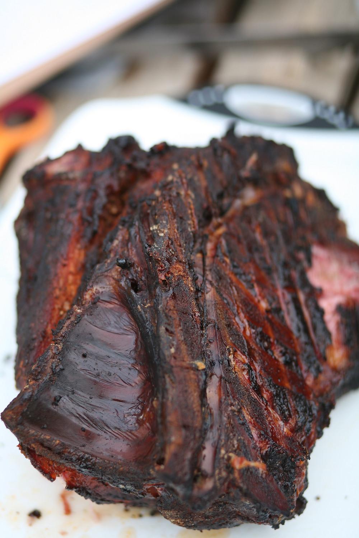 Smokey Slow raosted BBQ Pork Shoulder