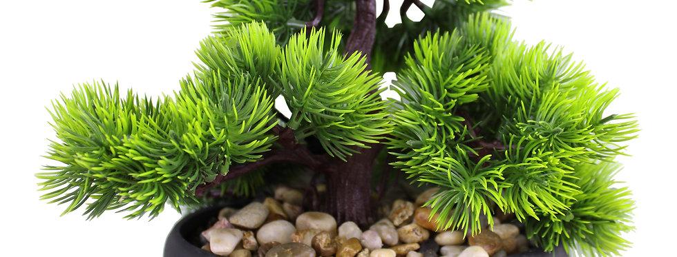 Eastern Faux Bonsai Tree in Fir Tree style