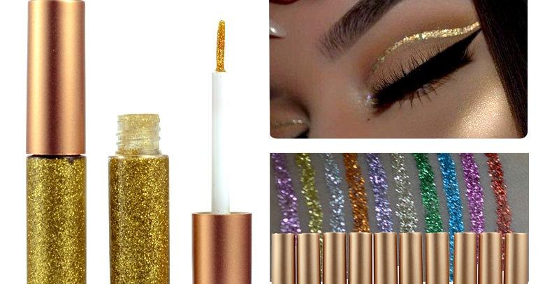 Shining Glitter Liquid Eyeliner