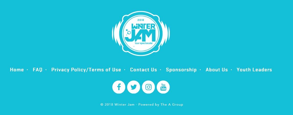 Winter Jam 2018