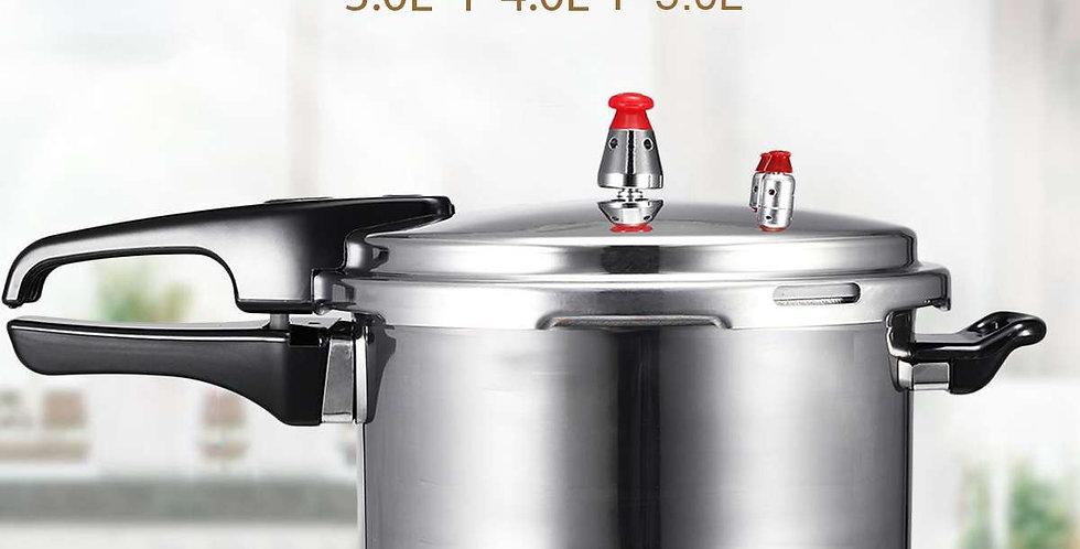 EbonyCoverings   3/4/5l Aluminium Pressure Cooker
