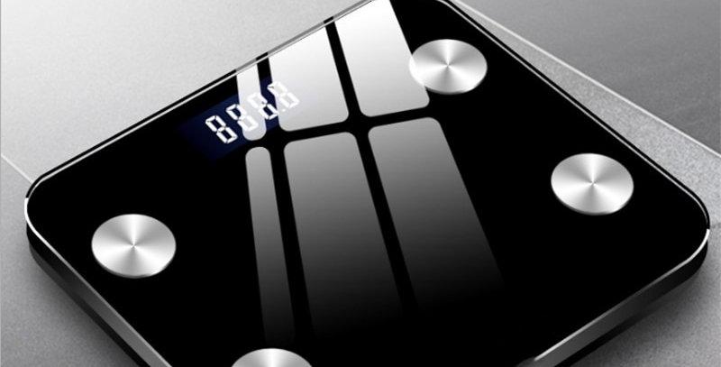 EbonyCoverings | Smart APP Bluetooth Scale