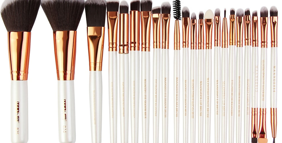 EbonyCoverings | Professional Makeup Brush Set