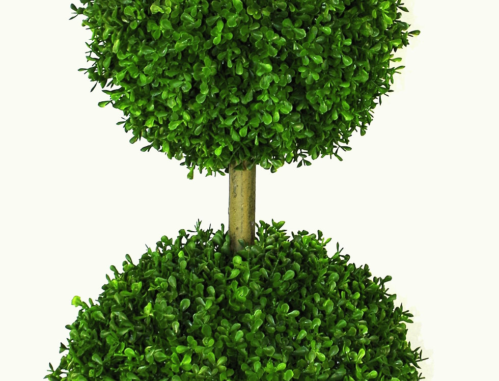 Artificial X-Large 120cm Grass Topiary Tree