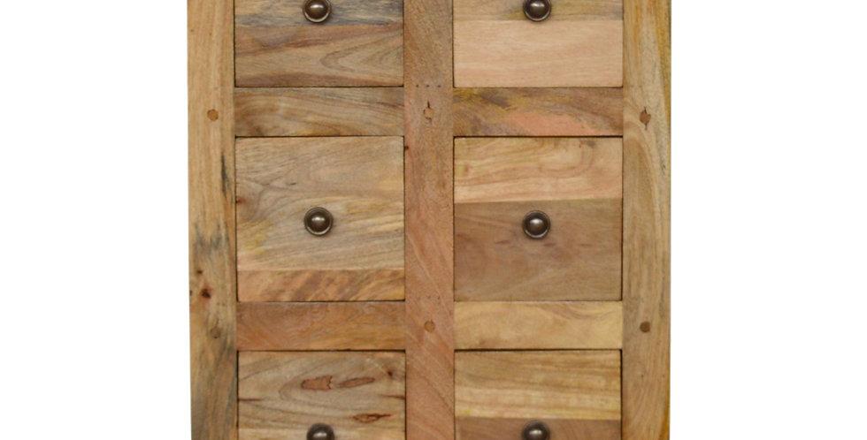 6 Drawer CD Cabinet