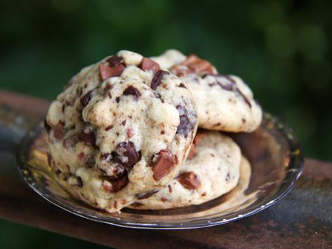 המדריך להכנת עוגיות שוקולד צ'יפס רכות ומושחתות