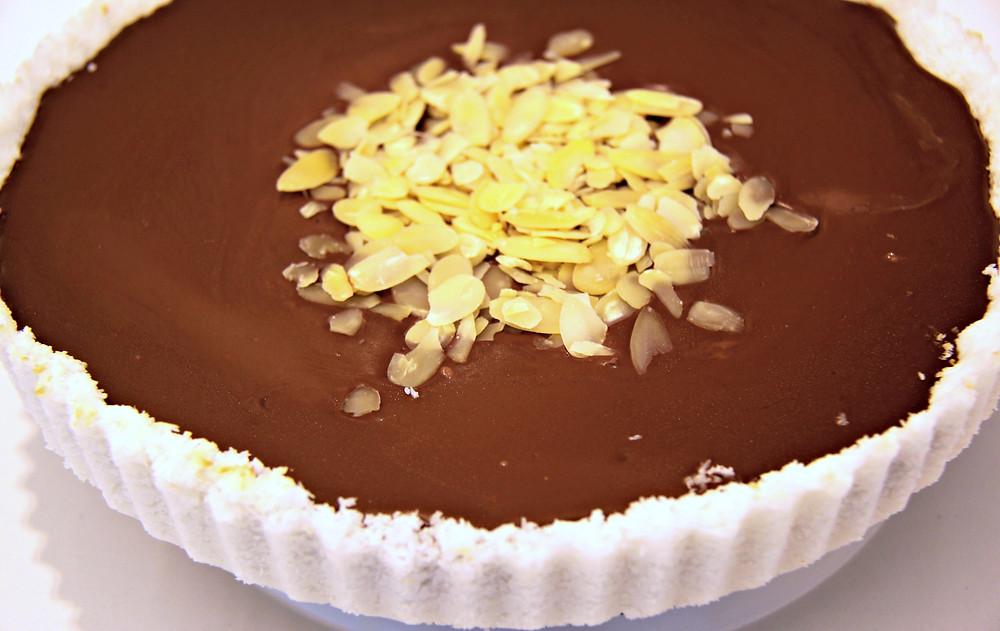 טארט באונטי שוקולדי בטירוף