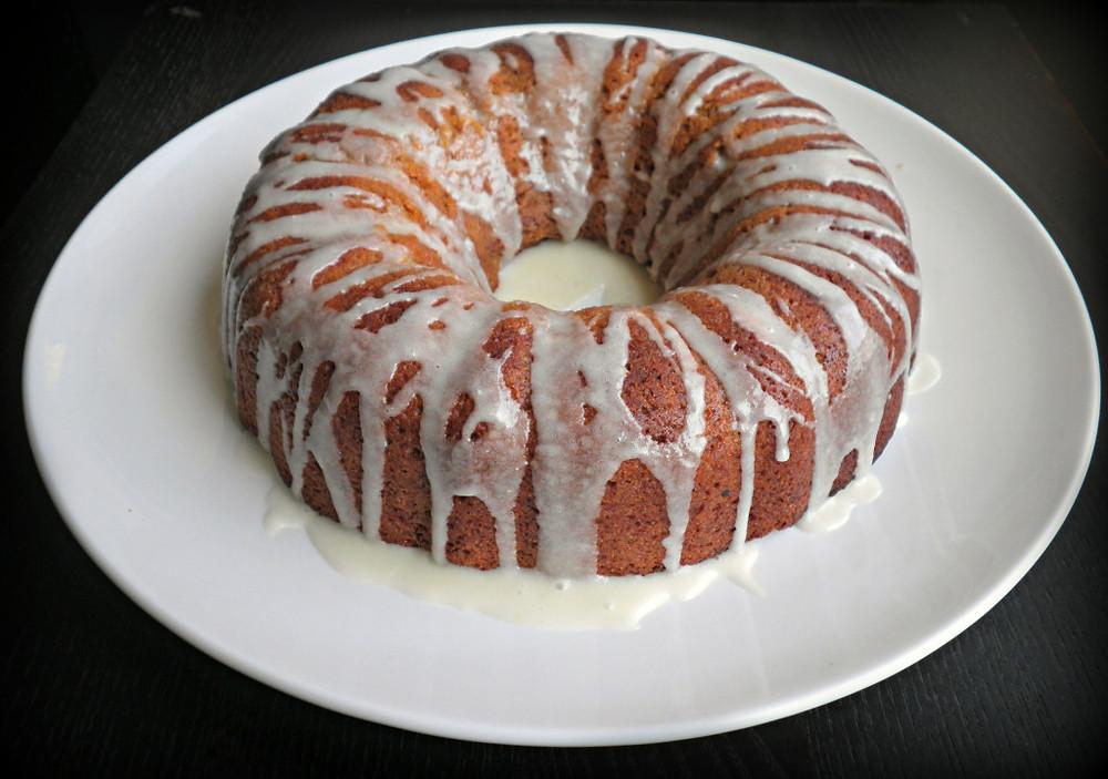 עוגת גזר קלאסית