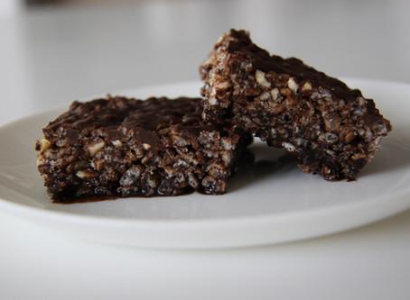 חטיף פצפוצי שוקולד