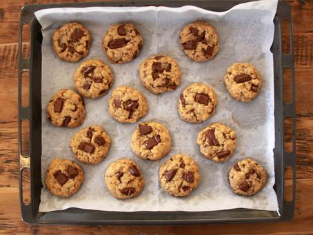 עוגיות שוקולד צ'אנק