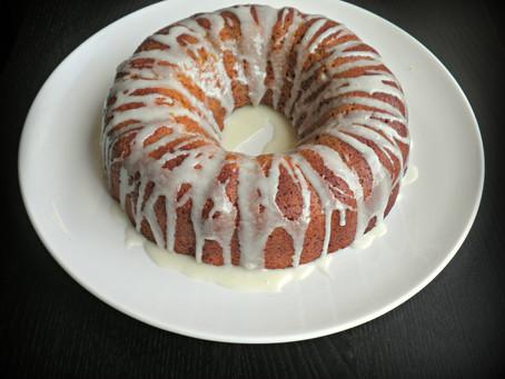 עוגת גזר קלאסית (טבעונית)
