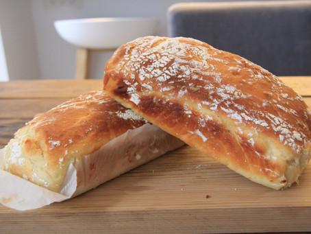 לחם מחמצת 'קסום' -מהיר וקל להכנה!