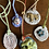 Thumbnail: Faces of Humanity Pendant