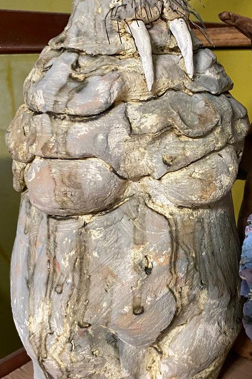 Walrus Statue