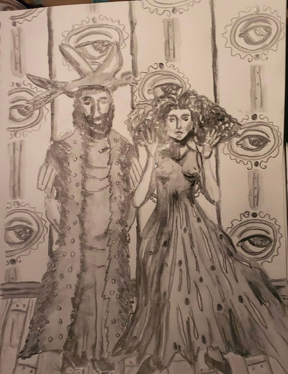 The King and Queen of Nothing
