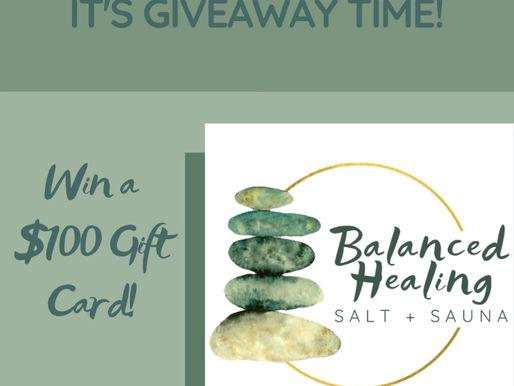 December Newsletter at Balanced Healing