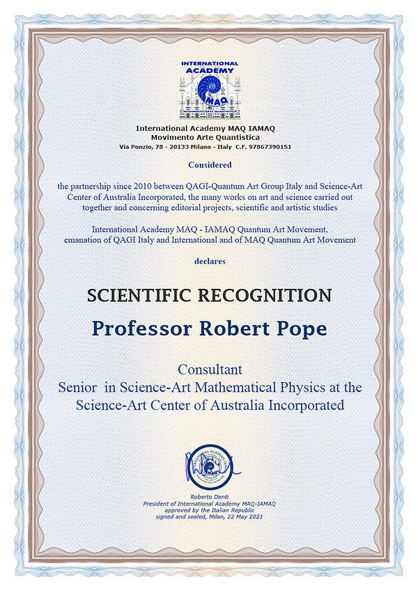 Certificate for Robert Pope.jpg