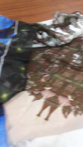 MODENARO shawl/pareo - video