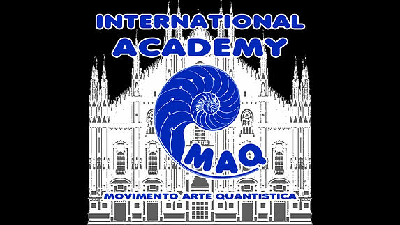 History of International Academy of Quantum Art IAMAQ exhibitions and conferences 2010-2020