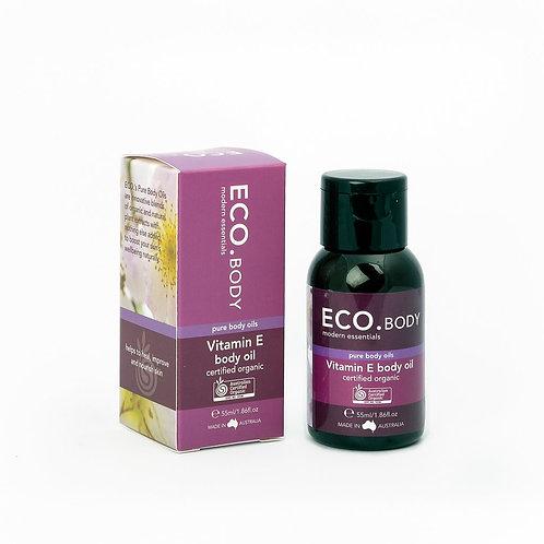 Certified Organic Vitamin E Body Oil