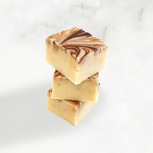 Irish Cream & Chocolate Fudge