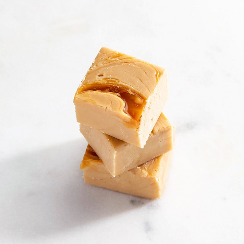 Coffee Caramel Fudge