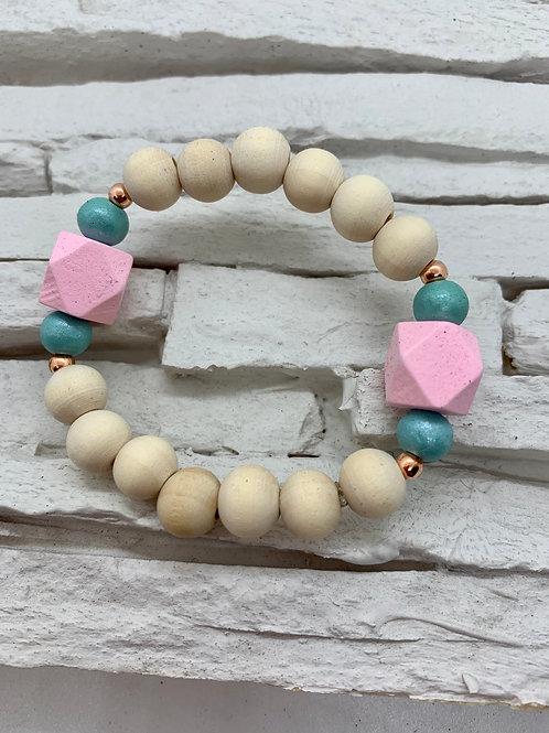 Beaded Bracelets, Geometric, Multicolour