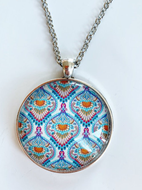 Pendulum 40mm Pendant Necklace