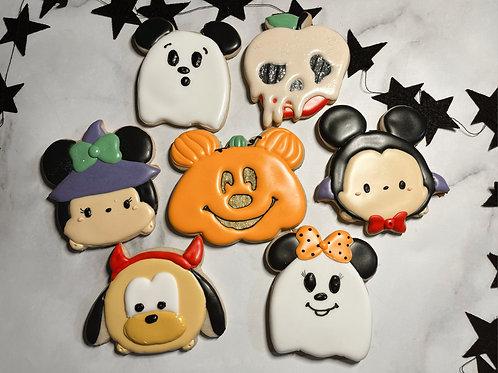 Assorted Halloween Disney
