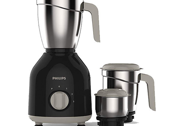 Philips HL7756/00 750-Watt Mixer Grinder with 3 Jars (Black)