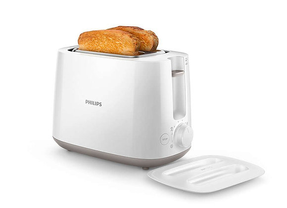 Philips HD2582 830 W Pop Up Toaster