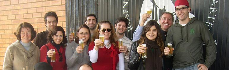Experimente Minas Bier Tour