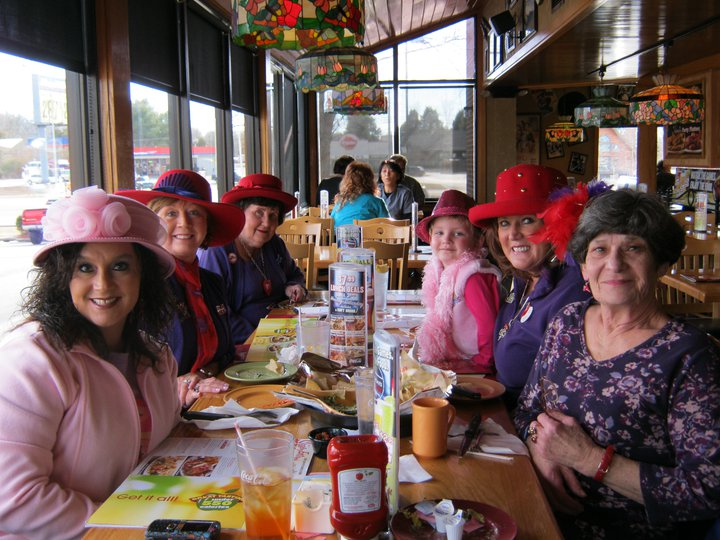The Hat Club - Part of our Family!