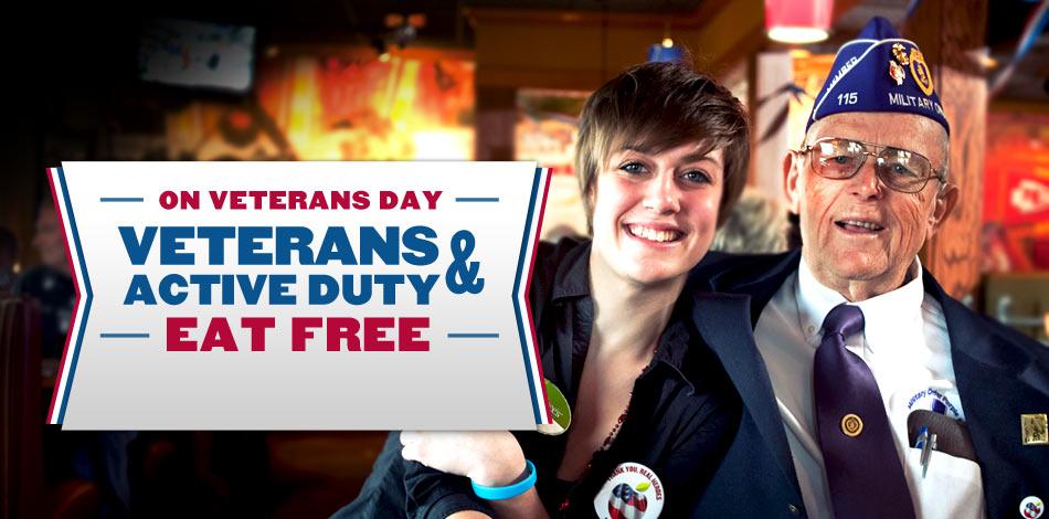 We love Veterans Day!