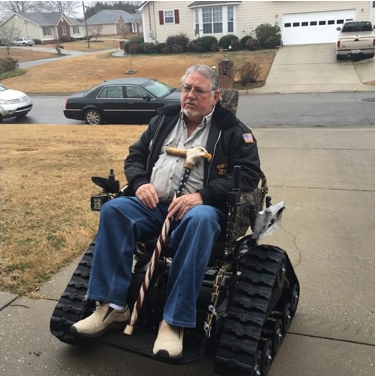 Purchased Wheelchairs for Veterans