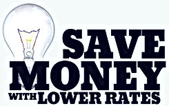 save money with lower energy rates