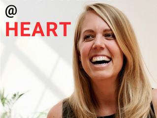 """Business@heart Podcastfolge mit mir  über """"Wie ticke ich und wieso: Antreiber, Glaubenssätze un"""