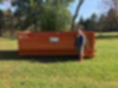 dumpster rental brunswick