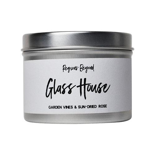 Glass House Mini Candle