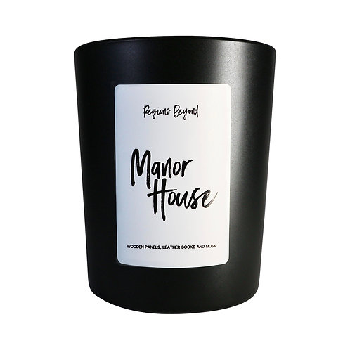 Manor House Candle