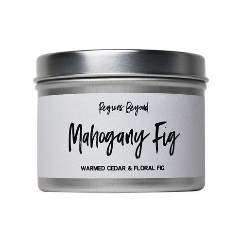 Mahogany Fig Mini Candle