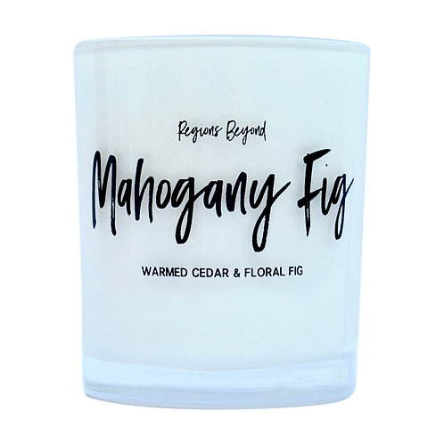 Mahogany Fig Candle