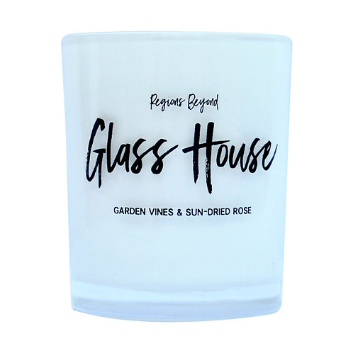 Glass House Candle