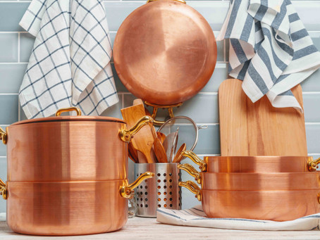 Use Copper Cookware to Fight Viruses