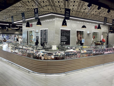 Special Offer:  Renovate Your Supermarket with a Modern Makeover
