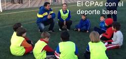 El CPAd con el deporte base