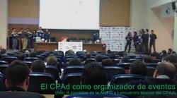 El CPAd como organizador de eventos