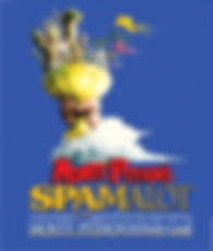 haods past shows spamalot script front cover