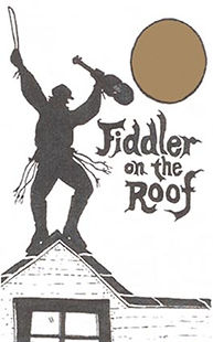 haods past shows fiddler on the roof script front cover