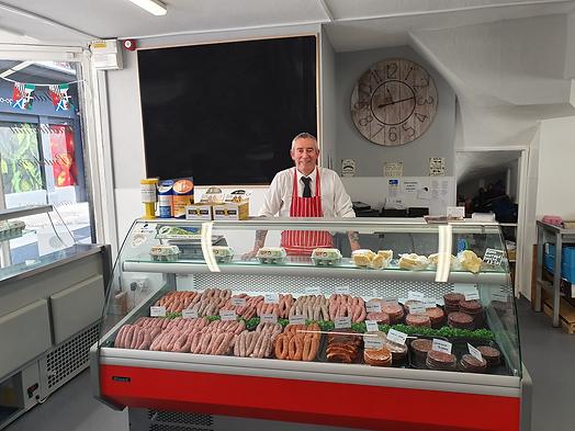 steve tate butchers shop peel isle of ma
